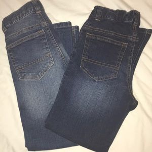 Cat & Jack Jeans 2 For 1